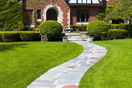 walkway: Path