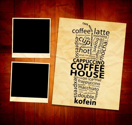 Coffee Poster photo