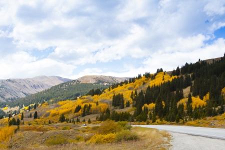 Road in Colorado photo