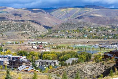aspen: Small Town in Colorado