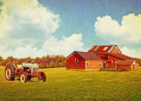 Farm Reklamní fotografie