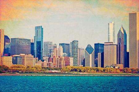 Vintage Stad fotografie Ontwerp