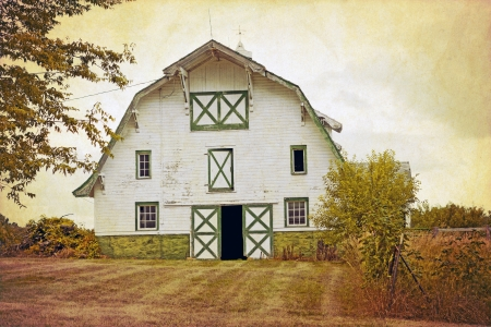 Old Barn Stock Photo - 14802797