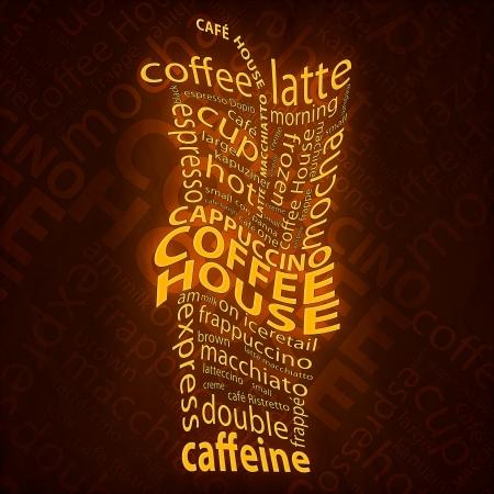Coffee Background photo