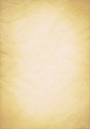 white textured paper: Old Paper Template  Stock Photo