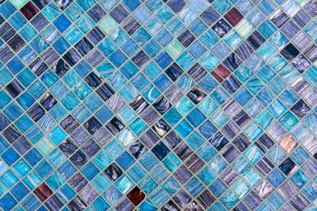 mosaic floor: Tile Background - Interior Design Stock Photo