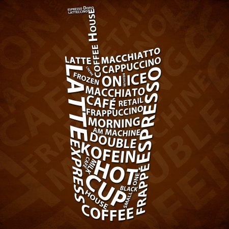 Coffee Background photo