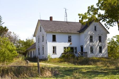 hunted:  Hunted House  Stock Photo