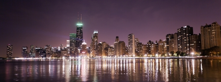 Chicago Downtown Stock Photo - 15859506