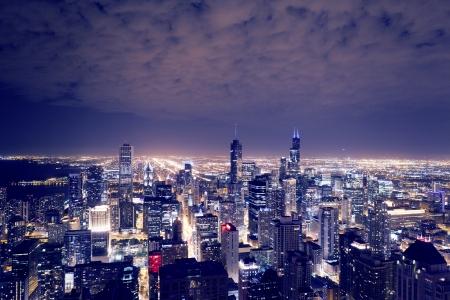 City Downtown Reklamní fotografie