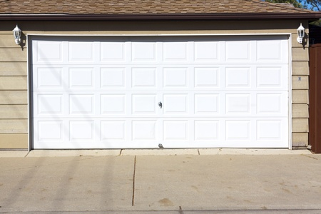 door leaf: Garage