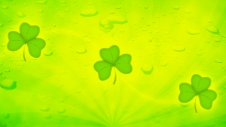 Shamrock Background Stock Photo - 15904981