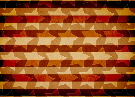 Graphic Design (Vintage Background) USA photo