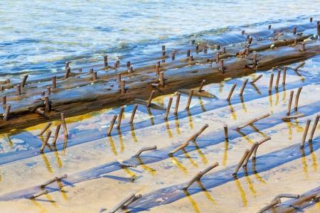 Ship Wreck Stock Photo - 17016539