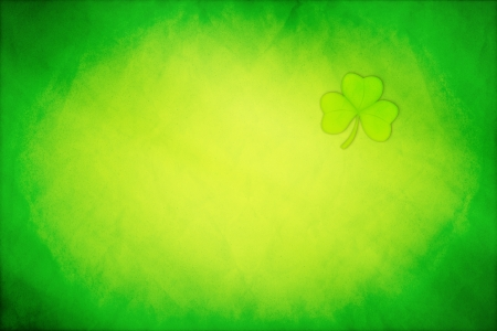 Shamrock Background  Stock Photo - 17073840