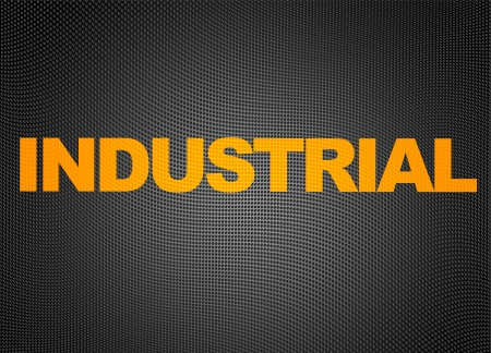 Industrial Background Stock Photo - 17096815