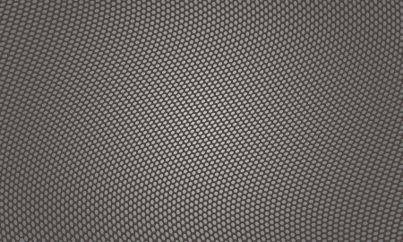 Hexagon Metal Background  Stock Photo - 17149014