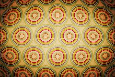 wall texture: Retro Template  Stock Photo