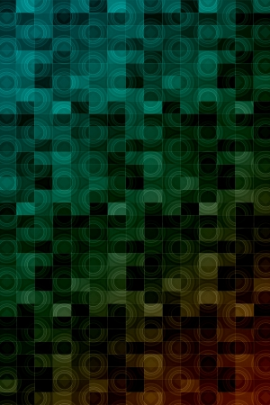 Retro Wallpaper Stock Photo - 17196649