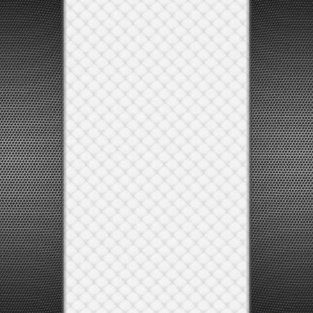 grid paper:  Hexagon Metal Background  Stock Photo
