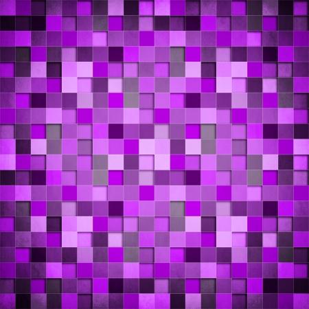 mosaic: Retro Grunge Poster Design