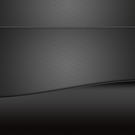 speaker:  Hexagon Metal Background  Stock Photo