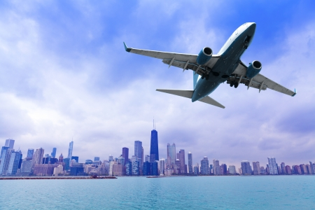 building insurance: Air Travel Stock Photo