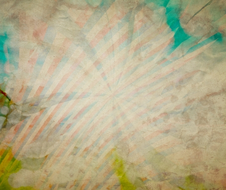 Vintage Grunge Abstract Poster photo