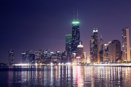 Chicago Downtown Stock Photo - 19006663