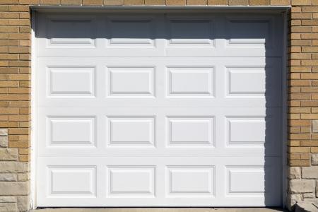 Garage  Stockfoto