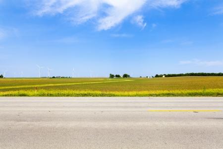 Country Road  版權商用圖片