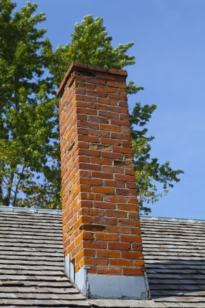 chimney: chimney Stock Photo