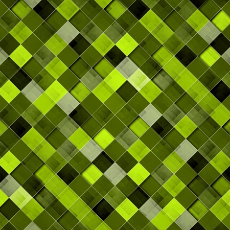 Pattern of geometric shapes or color background Stock Photo