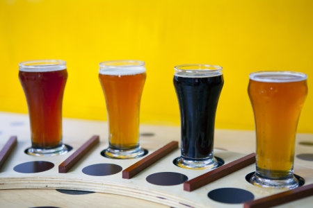 micro drive: Beer Flight