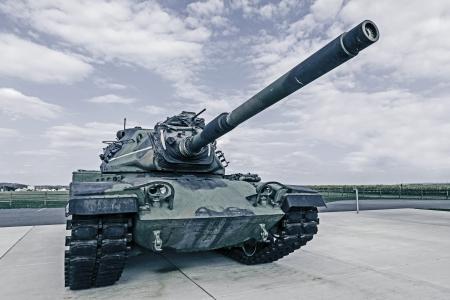 tanque de guerra: Tanque