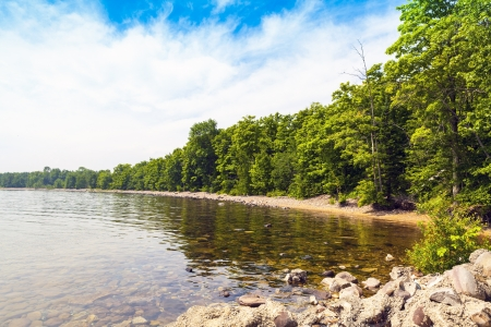 Upper Peninsula (Pictured Rock National Lake Shore) - Michigan, USA photo
