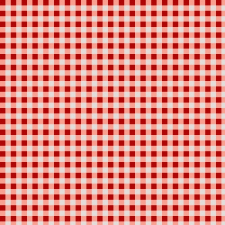 Red tablecloth background with vignette   photo