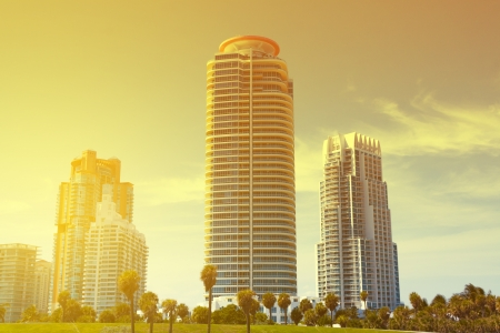 apt: Miami Beach Skyline