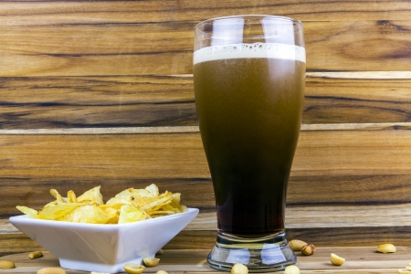 Stout Beer Stock Photo - 24945300