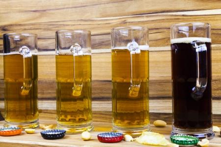 brewery: Beer Flight
