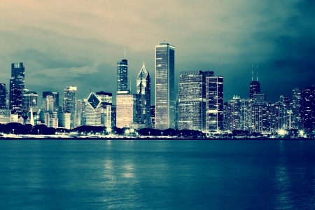 commercial real estate: Chicago Downtown