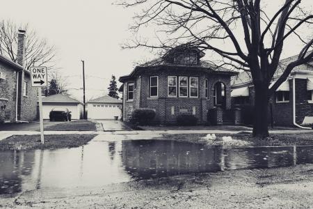 suburbs: Flood