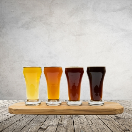 beer barrel: Beer Flight
