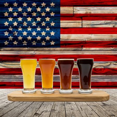 Bière vol Banque d'images - 24945719
