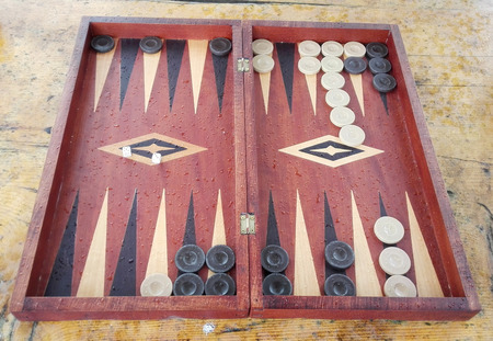 bosna: Backgammon