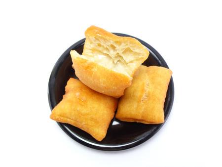 patongkoh: deep fried dough sticks