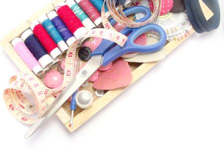 sewing kit: sewing kit