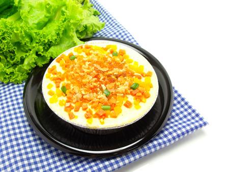 japanese cookery: Steam egg