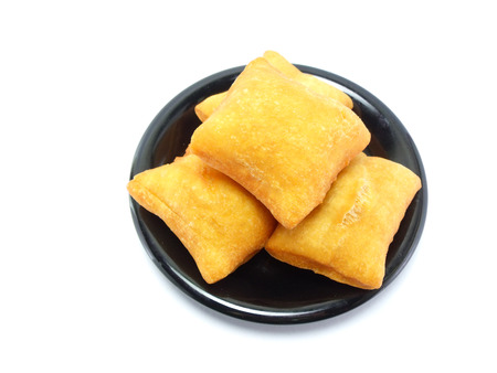patongkoh: deep fried dough sticks