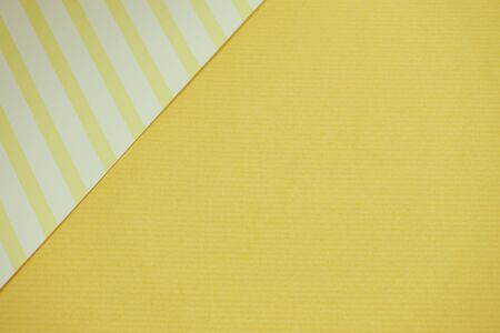 Geometric with yellow texture background